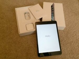 UNLOCKED iPad Mini 2 16 GB WiFi & Cellular