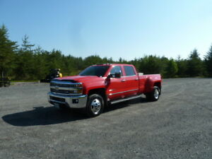 2016 Chevrolet 3500 Dually ( Offers accepted)