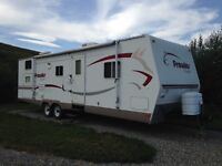 2007 Prowler Travel Trailer Bunk House Model