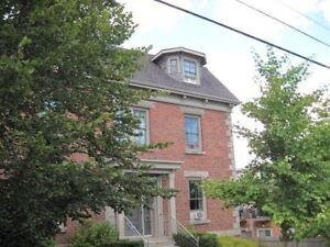 Furnished character apt. in heritage building steps to downtown