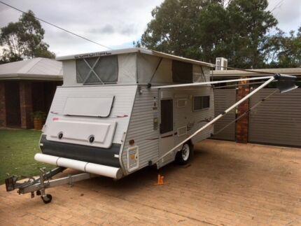 Coromal Caravan 457 Poptop Birkdale Redland Area Preview