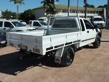 2010 Isuzu D-MAX MY10 SX Space Cab White 5 Speed Manual Cab Chassis Rosslea Townsville City Preview