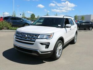 2018 Ford Explorer LIMITED, 300A, SYNC3, NAV, HEATED/COOLED FRON