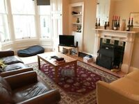 Edinburgh Festival Flat nr MEADOWS :UNDER OFFER 6 Bedrm : 2 full bath : 350mbsWIF; Kitchen, Lounge