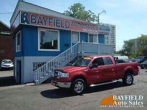 2008 Ford F-150 XLT Supercab 4x4 **Only 122k!**