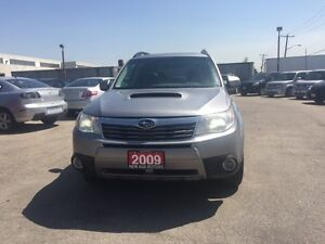 2009 Subaru Forester XT Limited TURBO! PANO SUNROOF! LEATHER!