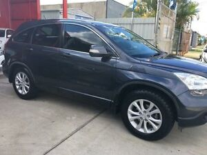 2008 Honda CR-V RE Grey Automatic Wagon Clontarf Redcliffe Area Preview