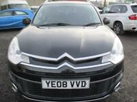 CITROEN C-CROSSER 2.2 HDi VTR Plus 5dr (black) 2008