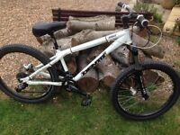 Identiti 666X Comp - Dirt Bike Trial Bike Jump Bike