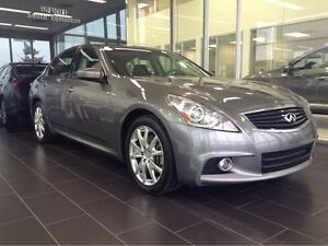 2013 Infiniti G37x SPORT/AWD/LOADED TECH PACK/ACCIDENT FREE/LOW