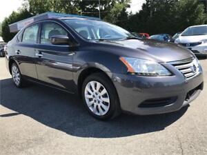 2013 Nissan Sentra *63,000KM* NEVER ACCIDENTED A/C AUTOMATIQUE