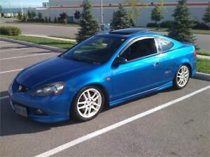 2005 Acura RSX Type-S, Excellent Condition! No Rust! Only 174km!