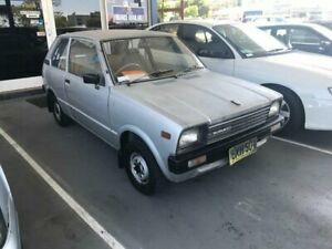 1984 Suzuki Hatch Silver 4 Speed Manual St James Victoria Park Area Preview