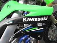 KAWASAKI KXF 450 2014 EFI MX MOTOCROSS BIKE