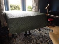 Grand Piano Cover, quilted