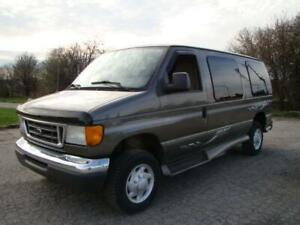 2003 FORD ECONOLINE E250 - WHEELCHAIR ACCESSIBLE * CAMPING VAN