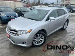 2014 Toyota Venza LE AWD | $67 Weekly $0 Down *OAC Accident Free