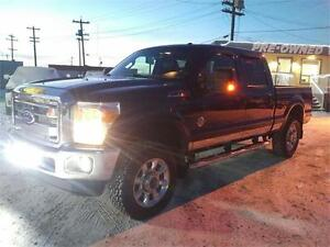 2011 Ford F-350 Lariat - Diesel - Navigation - Heated/Cooled Sea