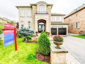 Spacious 4 Bedroom 4 Bathroom House Of East Brampton Location!