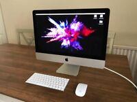 Apple iMac | Retina | i5 Core | 1TB HDD | 2.7GHz | 8GB RAM | Magic Mouse & Keyboard