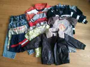 Boys 24 month / 2T clothes lot