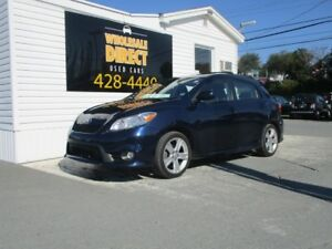 2011 Toyota Matrix HATCHBACK S 1.8 L