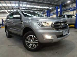 2018 Ford Everest UA 2018.00MY Trend 4WD Aluminium 6 Speed Sports Automatic Wagon Strathmore Heights Moonee Valley Preview