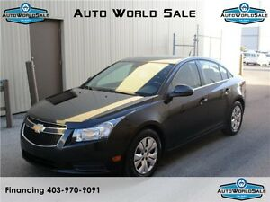 2013 CHEVROLET CRUZE 1LT | CAMERA | TOCH SCREEN | AUTO