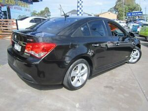 2011 Holden Cruze JH SRi V Black 6 Speed Automatic Sedan Greenacre Bankstown Area Preview