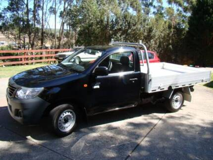 2014 Toyota Hilux Workmate Ute