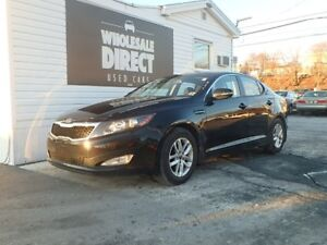 2011 Kia Optima SEDAN LX GDI 6 SPEED 2.4 L