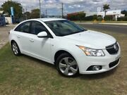 2014 Holden Cruze JH MY14 Equipe White 6 Speed Automatic Sedan Brownsville Wollongong Area Preview