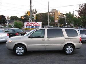 **2007 Chevrolet Uplander LT**  Cert & E-test