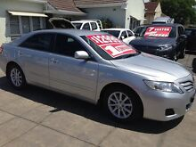 2011 Toyota Camry ACV40R MY10 Altise Silver Ash 5 Speed Automatic Sedan Park Holme Marion Area Preview