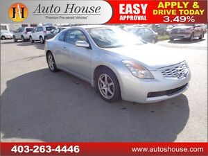 2009 Nissan Altima 2.5 S AUTO LEATHER EVERYONE APPROVED
