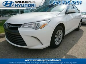 2015 Toyota Camry 4-Door Sedan LE No Accidents