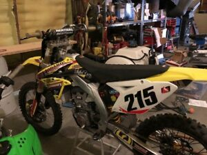 2013 Suzuki RMZ450 for sale