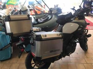 Clean Suzuki 1100A Vstrom with lots of bags! WAS $13999