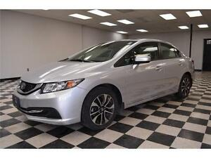 2014 Honda Civic EX - BACKUP CAMERA**HEATED SEATS**BLUETOOTH