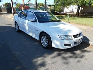 2006 Holden Commodore VZ MY06 Acclaim White 4 Speed Automatic Sedan Somerton Park Holdfast Bay Preview