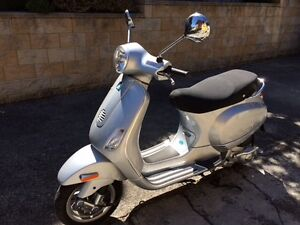 2007 Piaggio Vespa LX125, very low kms, Grandma couldn't ride it! George Town George Town Area Preview