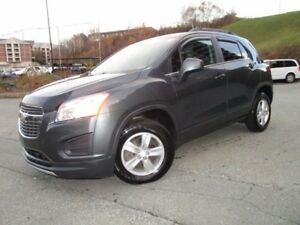 2015 Chevrolet TRAX LT ALL WHEEL DRIVE (ONLY 35000 KMS, REVERSE
