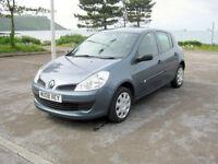 2008 (08) Renault Clio Extreme, 1149cc Petrol, 5 Speed Manual