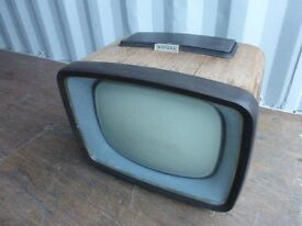 Murphy Vintage Television Set. Classic TV. Retro Radio Valve Collectable