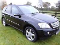 2006 MERCEDES ML 500 SPORT ### AUTOMATIC ### 12 MONTHS MOT ###