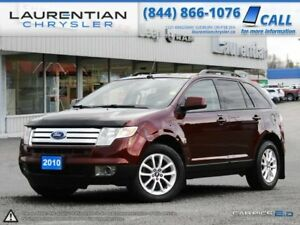 2010 Ford Edge SEL- SELF CERTIFY!!!  BLUETOOTH, HEATED SEATS, AL