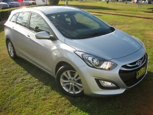 2013 Hyundai i30 GD Tourer Active 1.6 GDi Silver 6 Speed Automatic Wagon South Grafton Clarence Valley Preview