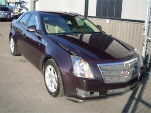 2009 Cadillac CTS 4 AWD AA-1 + GARANTIE 3 ANS incluse