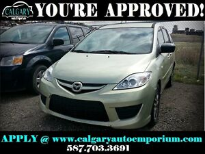 2008 Mazda Mazda5 $99 DOWN EVERYONE APPROVED