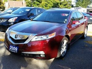 2009 Acura TL w/Nav Pkg all the toys in it , great looking car